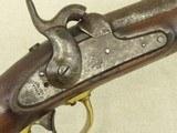 1851 Vintage U.S. Military Springfield Model 1847 Cavalry Musketoon in .69 Caliber** Seldom-Seen Springfield! ** - 20 of 25