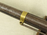 1851 Vintage U.S. Military Springfield Model 1847 Cavalry Musketoon in .69 Caliber** Seldom-Seen Springfield! ** - 13 of 25