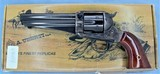 """UBERTI 1875 REMINGTON """"OUTLAW"""" WITH MATCHING BOX AND PAPERWORK"""