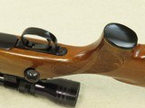 1971 Vintage Remington 700 BDL in 7mm Magnum w/ Redfield 3-9X Wideview Scope** Handsome & Classy Vintage Rifle ** - 20 of 25