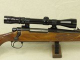1971 Vintage Remington 700 BDL in 7mm Magnum w/ Redfield 3-9X Wideview Scope** Handsome & Classy Vintage Rifle ** - 3 of 25