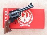 Ruger New Model Blackhawk, Cal. .357 Magnum, 4 5/8 Inch Barrel, 1979 Vintage