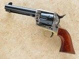 American Arms Inc. /Uberti Single Action Regulator Brass, Cal. .45 LC, 4 3/4 Inch Barrel - 9 of 13