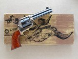 American Arms Inc. /Uberti Single Action Regulator Brass, Cal. .45 LC, 4 3/4 Inch Barrel - 10 of 13