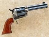 American Arms Inc. /Uberti Single Action Regulator Brass, Cal. .45 LC, 4 3/4 Inch Barrel - 8 of 13