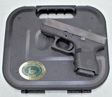 GLOCK 26 GEN 4 WITH NIGHT SIGHTS, 5 MAGS, MATCHING BOX, CLEANING ROD, LOADER AND PAPERWORK - 1 of 15