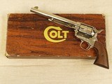 Colt Single Action Army, Cal. .44 Special, 7 1/2 Inch Barrel, Nickel Finished - 8 of 13