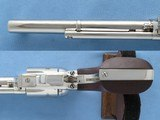 Colt Single Action Army, Cal. .44 Special, 7 1/2 Inch Barrel, Nickel Finished - 5 of 13