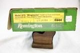 """1980 Remington 870 Wingmaster 20 Gauge w/ 28"""" Barrel ** Unfired & Never Assembled! ** - 2 of 25"""