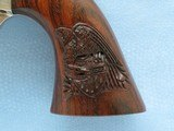 Engraved Signature Series Custer Colt 1861 Army's in Case, Cal. .36 Percussion - 4 of 23