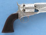 Engraved Signature Series Custer Colt 1861 Army's in Case, Cal. .36 Percussion - 6 of 23