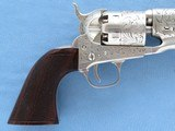 Engraved Signature Series Custer Colt 1861 Army's in Case, Cal. .36 Percussion - 18 of 23