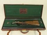 Orvis Arrieta Rounded Action Uplander Custom 28 & .410 2-Barrel Set w/ Luggage Case** Spectacular Cased Double **