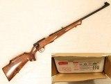 Anschutz Model 1710 D KL Nuss Monte Carlo, Cal. .22 LR, New/Unfired