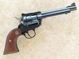 Ruger Single Six New Model, Cal. .32 H&R Magnum, 1985 Vintage, 5 1/2 Inch Barrel