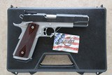 2000 Vintage Kimber Super Match 1911 chambered in .45ACP ** LNIB & Factory Test Target !! **