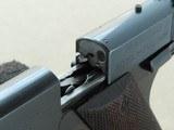 1946 Vintage High Standard H-D Military .22LR Pistol** Great Shooter w/ Excellent Mechanics ** - 20 of 25