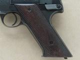 1946 Vintage High Standard H-D Military .22LR Pistol** Great Shooter w/ Excellent Mechanics ** - 2 of 25