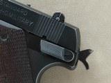 1946 Vintage High Standard H-D Military .22LR Pistol** Great Shooter w/ Excellent Mechanics ** - 25 of 25