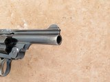 Smith & Wesson .38 Safety Hammerless Fifth Model, Cal. .38 S&W, 3 1/4 Inch Barrel, Blue Finished - 7 of 10