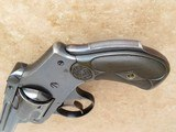 Smith & Wesson .38 Safety Hammerless Fifth Model, Cal. .38 S&W, 3 1/4 Inch Barrel, Blue Finished - 4 of 10