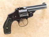 Smith & Wesson .38 Safety Hammerless Fifth Model, Cal. .38 S&W, 3 1/4 Inch Barrel, Blue Finished - 2 of 10