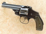 Smith & Wesson .38 Safety Hammerless Fifth Model, Cal. .38 S&W, 3 1/4 Inch Barrel, Blue Finished - 1 of 10