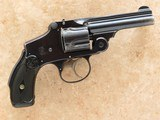 Smith & Wesson .38 Safety Hammerless Fifth Model, Cal. .38 S&W, 3 1/4 Inch Barrel, Blue Finished - 9 of 10