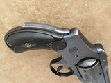 Smith & Wesson .38 Safety Hammerless Fifth Model, Cal. .38 S&W, 3 1/4 Inch Barrel, Blue Finished - 5 of 10