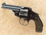 Smith & Wesson .38 Safety Hammerless Fifth Model, Cal. .38 S&W, 3 1/4 Inch Barrel, Blue Finished - 8 of 10