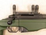 SAKO TRG 22 Green, Cal. .308 Win. Tactical / Target Rifle - 5 of 18