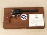 Ruger Single Six Convertible .22 LR/.22 Magnum **1976 Colorado Centennial Commemorative** SOLD