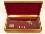 Colt Ned Buntline Commemorative, Cased, Cal. .45 Long Colt, 1979 Vintage New Frontier Single Action