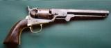 ID'ed Civil War Colt Model 1851 Navy - 2 of 9