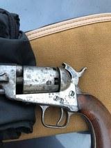 1851 Colt Navy USN Marked.