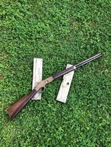1866 winchester rifle very good and nice