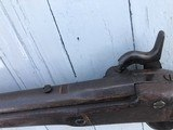 1861 Dated Springfield Musket with Bayonet. Very Desirable - 7 of 10