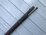 1861 Dated Springfield Musket with Bayonet. Very Desirable - 5 of 10