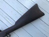 1861 Dated Springfield Musket with Bayonet. Very Desirable - 8 of 10