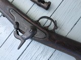 1861 Dated Springfield Musket with Bayonet. Very Desirable - 1 of 10