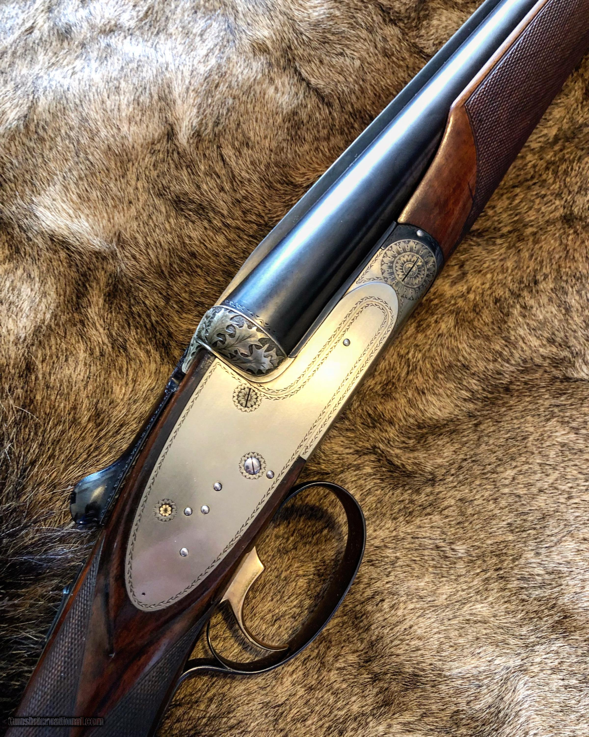 perazzi dho the only perazzi side by side