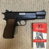 Browning Hi Power Belgian 9mm