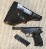 Manurhin P-1 9mm Made in France