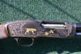 Winchester Model 42 Engraved