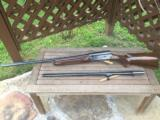 "1981 Browning Auto 5 ""Light Twenty"" 28"" Modified & 26"" Improved Cylinder."