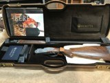 "New In Box Beretta 687 Classic POW Game Scene Field Shotgun 28 Gauge & 28"" Barrels."