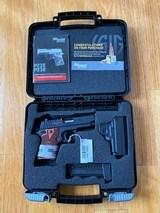 Sig P938 - 22 LR - Black Handgun Pistol – As New