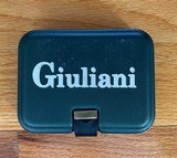 Giuliani Double Release Perazzi Trigger