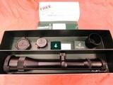 swarovski 6-24x50 PL PLEX
