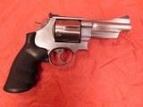 smith and wesson 629-4 mountain gun